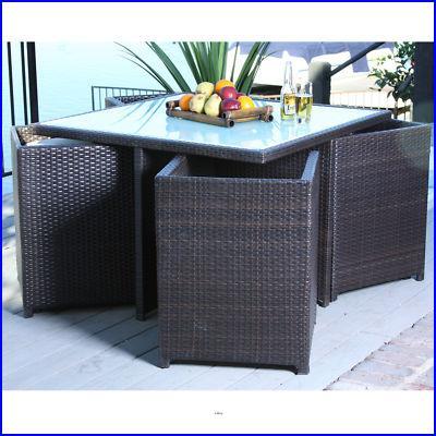 Outdoor Wicker Tables · Image
